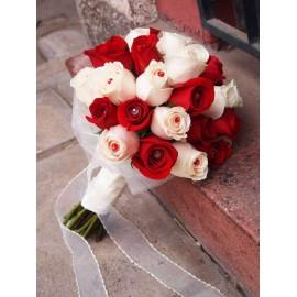 Ramos de novia con 24 rosas
