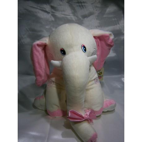 Peluche elefante nena