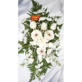 Manto de flores vs y rosas