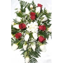 Manto de 24 Rosas