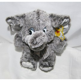 Peluche elefante pequeño 25 cm