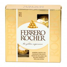 Ferrero Rocher caja de 4 uni.